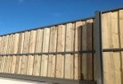 Aberfoyle Lap and cap timber fencing 1