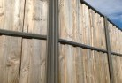 Aberfoyle Lap and cap timber fencing 2