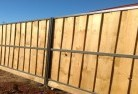 Aberfoyle Lap and cap timber fencing 4