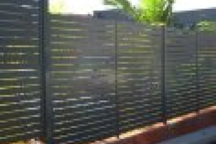 Pool Fencing Slat fencing 720 480