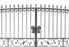 Aberfoyle Wrought iron fencing 10