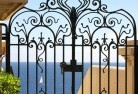Aberfoyle Wrought iron fencing 13