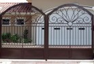 Aberfoyle Wrought iron fencing 2